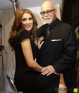 Acasa la Celine Dion