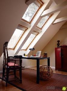 Alege corect dimensiunea ferestrelor de mansarda