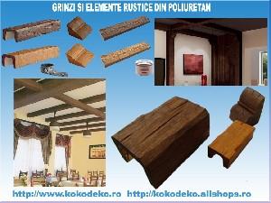 Amenajarile interioare in stil rustic