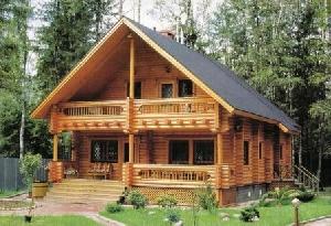 Cum iti faci o casa din lemn