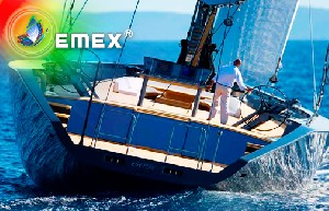 Vopsea pentru yachturi Emex - generalitati si utilizare