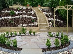 Cum folosim piatra naturala la amenajarea gradinilor