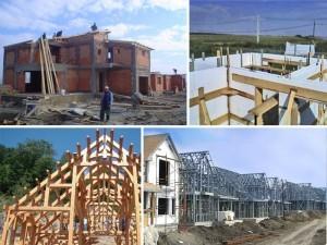 Sisteme constructive - Din ce construim casele