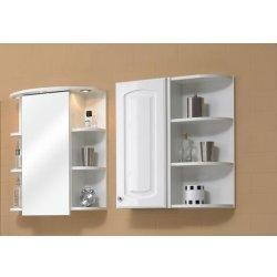 Dulap cu oglinda PELIPAL FORLI - 1 usa cu oglinda, 1 raft