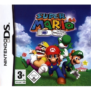 Joc Nintendo consola DS  Super Mario 64