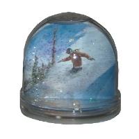 Glob foto sclipici
