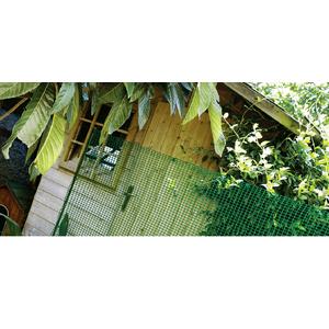 Plasa protectie Tenax Hobby 10 verde 1x50 m