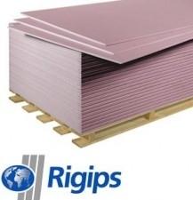 placa gips carton ignifuga 12 5 mm rigips tina20depozit rigips. Black Bedroom Furniture Sets. Home Design Ideas