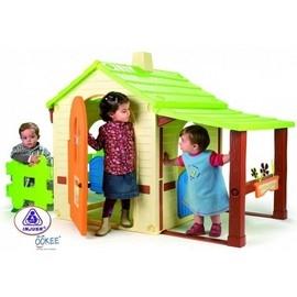 Casuta de joaca pentru copii Country House - OKEINJ2033 OKEINJ2033