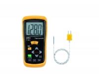 FT 1300-1 Termometru profesional Tip K cu o valoare masurata