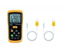FT 1300-2 Termometru profesional Tip K cu 2 valori masurate
