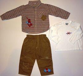 Set haine copii format din 3 piese -14122A