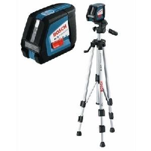 Nivela cu laser Bosch BL 2 L + BS 150