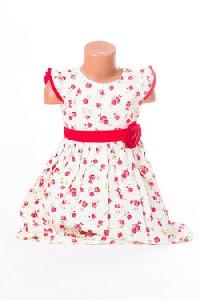 Rochite pentru fetite cu model floral roz - BBN1099
