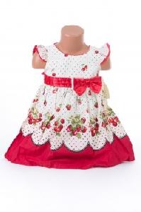 Rochite de fetite cu model cu cirese - BBN1085
