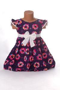 Rochite fetite cu imprimeu cu cerculete colorate - BBN1054
