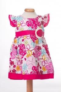 Rochite bebeluse cu imprimeu floral colorat - BBN1068