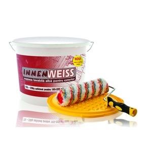 Vopsea lavabila pentru exterior Innenweiss 15L