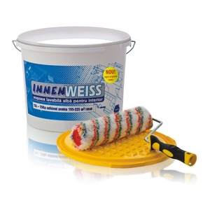 Vopsea lavabila pentru interior Innenweiss 15L