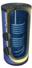Boiler stativ termo-electric cu dubla serpentina Lemet 200 l