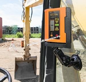 FMR 800-M/C Set Receptor utilaje cu display cabina