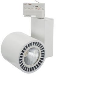 Proiector LED cu montaj pe sina 38W 3000K