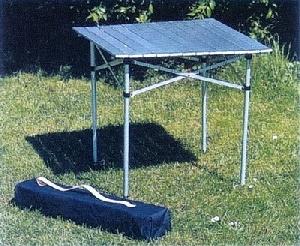 masa plianta din aluminiu 302 70x70x70 cm mobilier de camping. Black Bedroom Furniture Sets. Home Design Ideas
