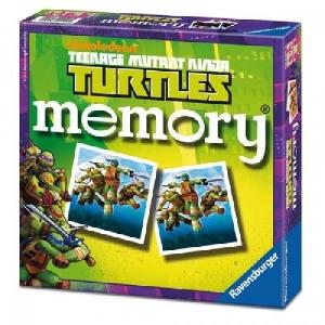 Jocul Memoriei Testoasele Disney Ravensburger,