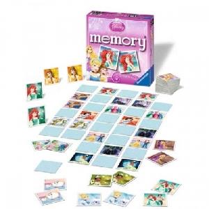 Jocul Memoriei Printesele Disney Ravensburger,