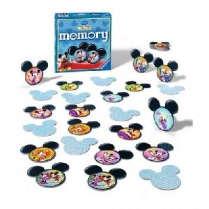 Jocul Memoriei Clubul lui Mickey Mouse Ravensburger,