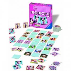 Jocul Memoriei Minnie Mouse Ravensburger,
