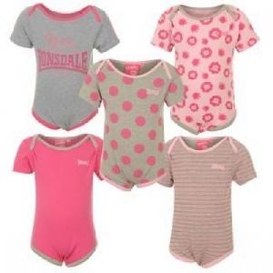 Set body copii Lonsdale, 0-3 luni