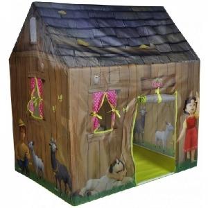 Cort de joaca pentru copii Casuta lui Heidi Knorrtoys,
