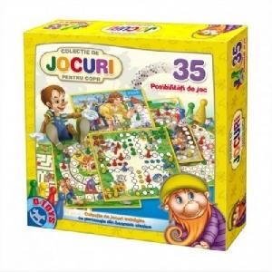 Colectie 35 jocuri cu Basme D-Toys,