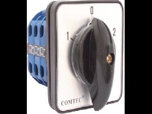 Comutator cu came 1-0-2,  3P/3ETAJE /LW26    20A