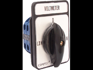 Comutator cu came cheie voltmetrica, 4 POZ.YH1/2-20A