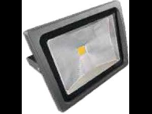LED Proiector 50W V-TAC Clasic, PREMIUM Reflector, grafit corp alb cald VT-4750