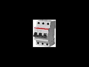 Siguranta automata tripolara 40A 4.5ka SH203L-C 40 ABB