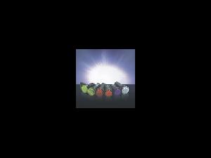 Lampa semnalizare Portocaliu  110V