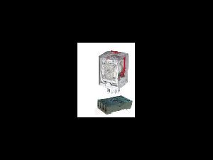 Soclu pentru Releu industrial tip Ri13 4NO+4NC  ELM-55.04