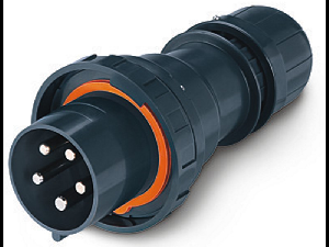 Stecher industrial Antiex 16A 2P+E Scame