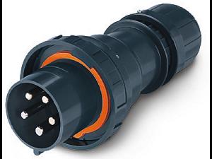 Stecher industrial Antiex 63A 2P+E 400V Scame