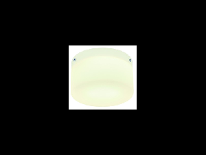 Plafoniera TUBE,crom/alb