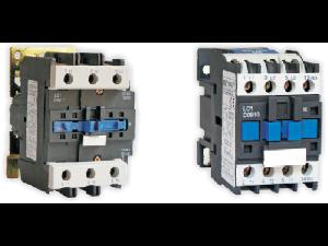 Contactor de forta de tip D, 10A/ 220V, LC1-D32/ LX1-D4, 1NI