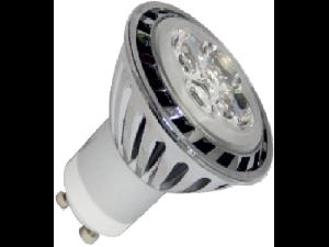 Spot LED, 3.8W/GU10, rosu, TG-2401.3233