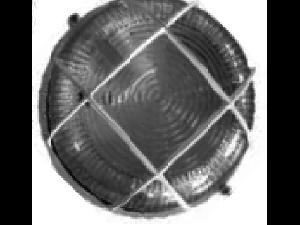 Lampa exterior cu grila 1x max100W, E27/IP54/ alb, TG-3201.008