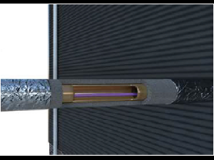 MAGNUM Trace Water conducta apa, kit - 2m/ 20W @ 10°C