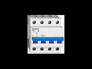 Comutator principal modular AMPARO, 125A, 4-poli