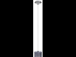 Lampa suspendata Pinto Nero,1x60w