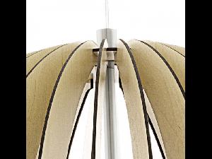 Lampa suspendata Cossano,1x60w,E27,D500,artar